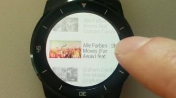 android weara youtube özelligi