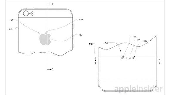 apple'dan yeni patent