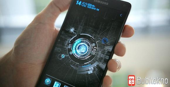 black mechanic android tema