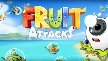 fruit attacks oyunu