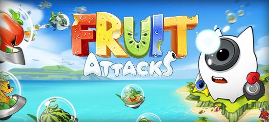fruit attacks oyunu