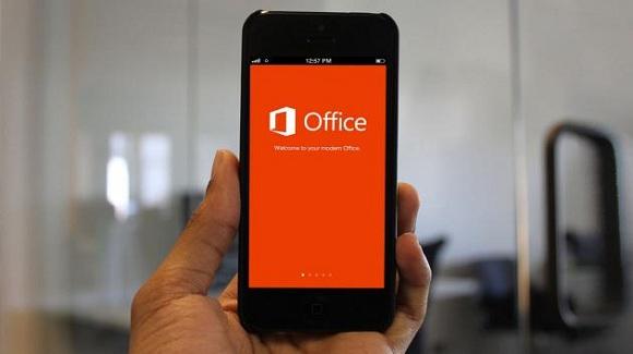 ios microsoft office