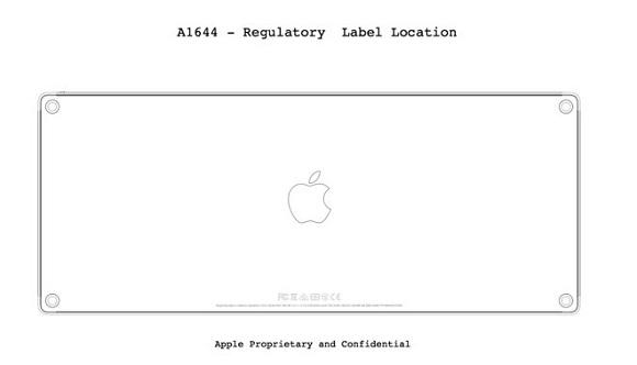 apple wireless klavye