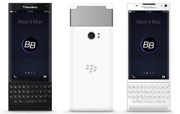 blackberry venice tanıtım videosu