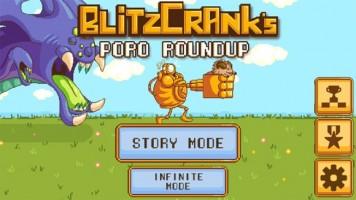 blitzcranks poro roundup