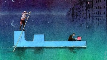 facebook karikatür