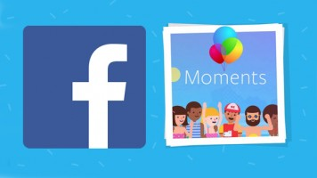 facebook moments uygulaması