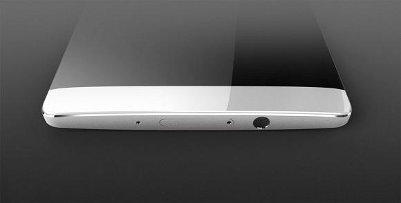huawei kavisli ekran akıllı telefon