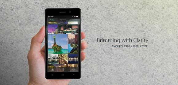 oppo'nun yeni akıllı telefonu oppo r5s