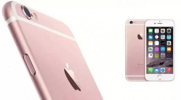 yeni iphone'larda gül rengi olacak