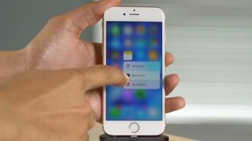 3D Touch özelliğini destekleyen uygulamalar