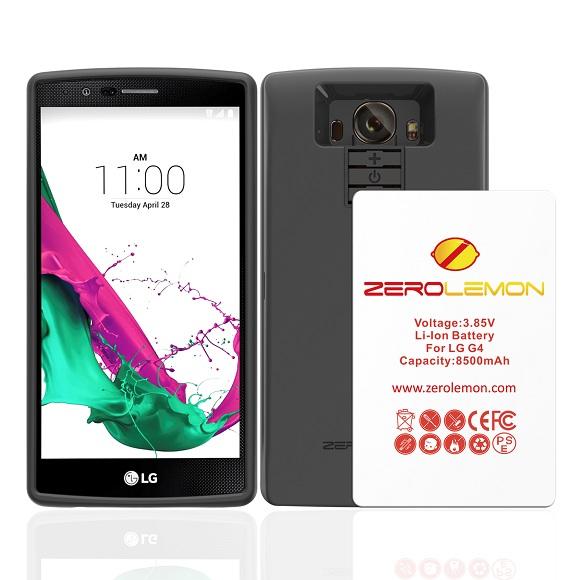 zerolemon lg g4 batarya