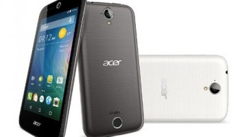 Acer'dan Android ve Windows 10 Telefonlar