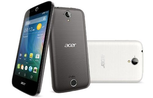 Acer'dan Android ve Windows 10 Telefonlar