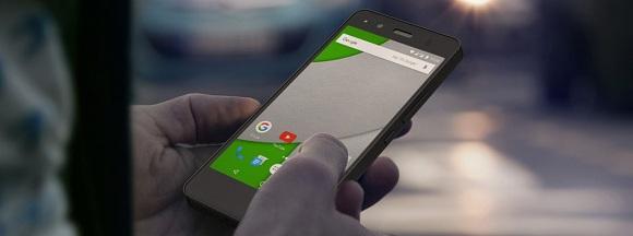 Bq Aquaris A4.5 Android One Avrupa'da