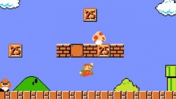 Google'dan Super Mario sürprizi