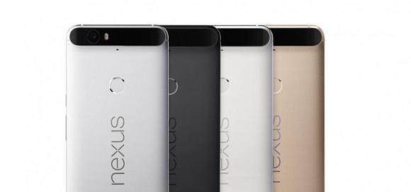 Huawei Nexus 6P resmen tanıtıldı