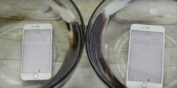 iPhone 6s ve iPhone 6s Plus Su Testi