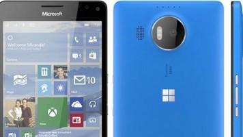 Microsoft Lumia 950 XL hakkında son sızıntılar