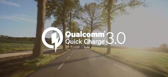 quick charge 3.0 ile 4 kat hızlı şarj imkanı