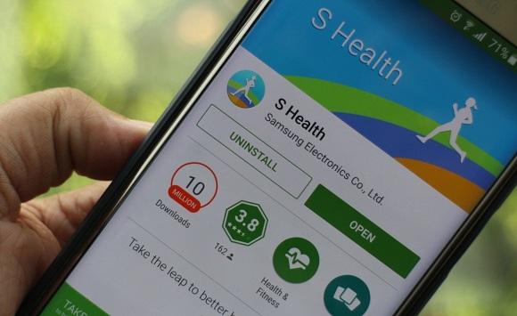 S Health Uygulaması tüm Android cihazlarda