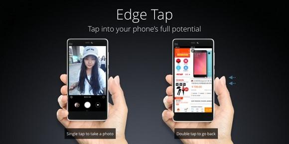 xiaomi edge tab özelliği