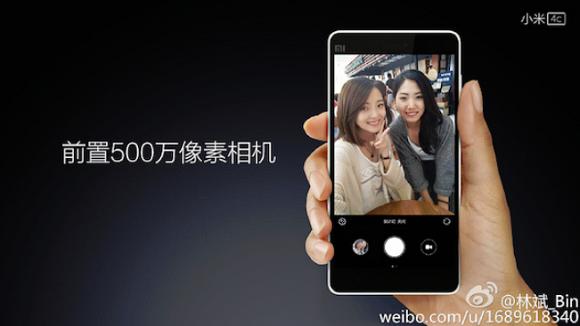 Xiaomi Mi 4c ve iPhone 6 ön kamera karşılaştırması