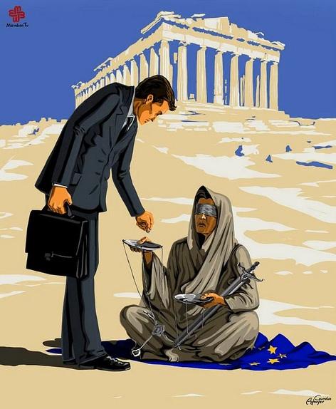 yunanistanda adalet