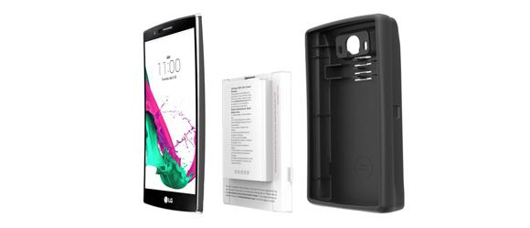 Zerolemon'dan LG G4 için 8,500 mAh Batarya