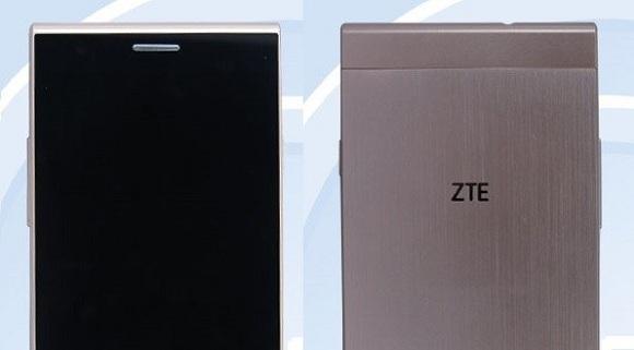 ZTE'nin yeni akıllı telefonunda kamera nerde