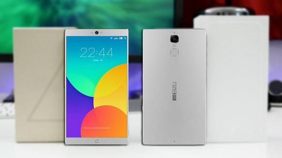 10 çekirdekli yonga seti kullanılan ilk telefon : Meizu MX6