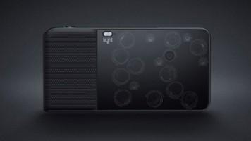 16 Ayrı Kameralı fotoğraf makinesi : Light L16
