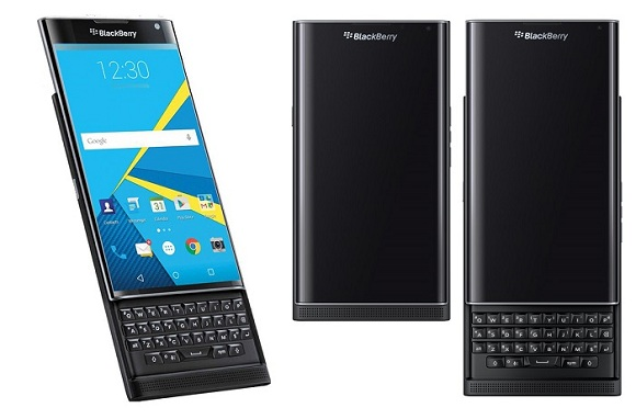 android işletim sistemli blackberry priv