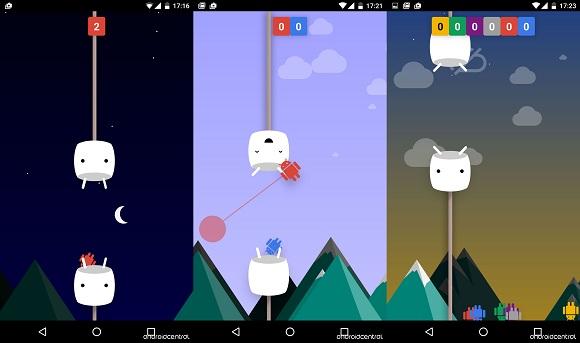 android marshmallow oyunu