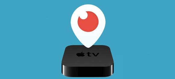 Apple TV için pericope artık kullanılabilir!