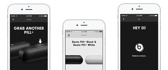 Beats Pill+ uygulaması yayınlandı!