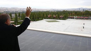Erdoğan Aksaray'dan halkı selamladı twitter yıkıldı!