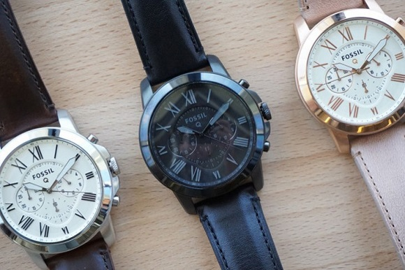 fossil q akıllı saat