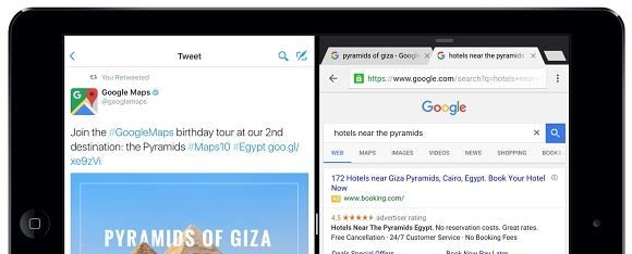 Google Chrome'a çoklu görev özelliği geldi!