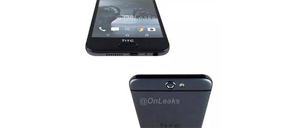 htc one a9'dan yeni görüntüler