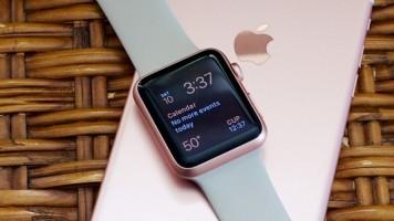 Karşınızda Rose Altın Renkli Apple Watch Sport!