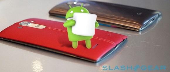 LG G4 için Android Marshmallow geldi!