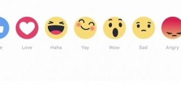 Mark Zuckerberg yeni beğeni butonlarını paylaştı