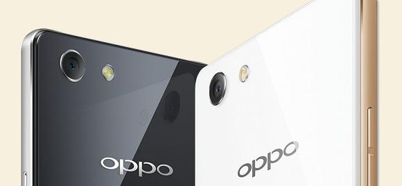 Oppo'dan yeni telefon : Oppo Neo 7