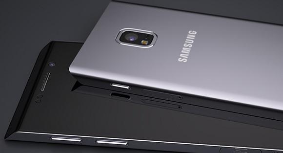 Samsung, Galaxy S7 Edge için patent satın aldı!