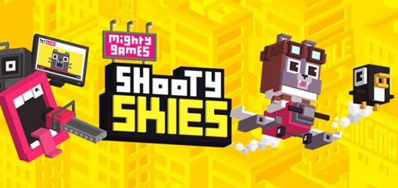 Shooty Skies : fantastik uçak savaşı oyunu