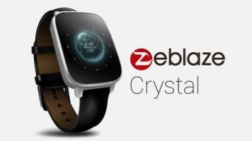 Uygun fiyatlı akıllı saat : Zeblaze Crystal