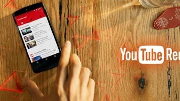 Youtube Red resmen duyuruldu!