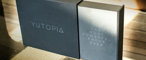 Yu Yutopia en güçlü akıllı telefonu olmaya aday