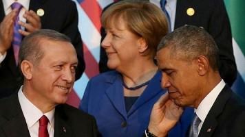 G20 Zirvesinden komik paylaşımlar
